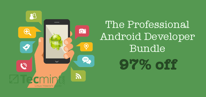 Deal: Learn Android App Development Programming with This 5-Courses
