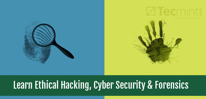Deal: Learn Ethical Hacking, Cyber Security & Forensics