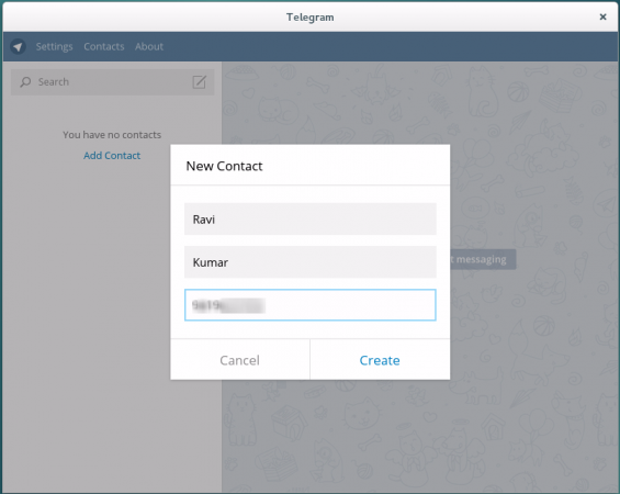 How to Install Telegram Messenger Application on Linux -