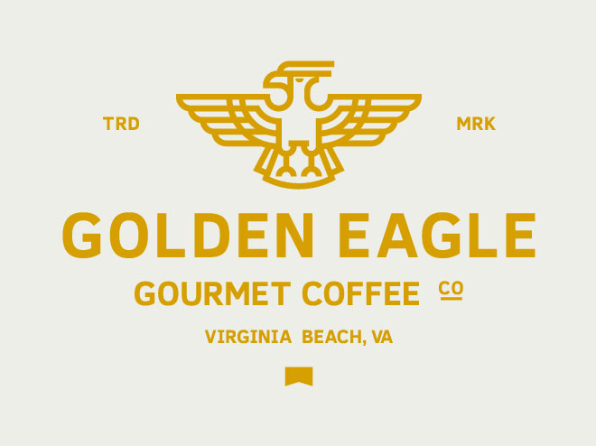 Golden Eagle Coffee by Landon Cooper