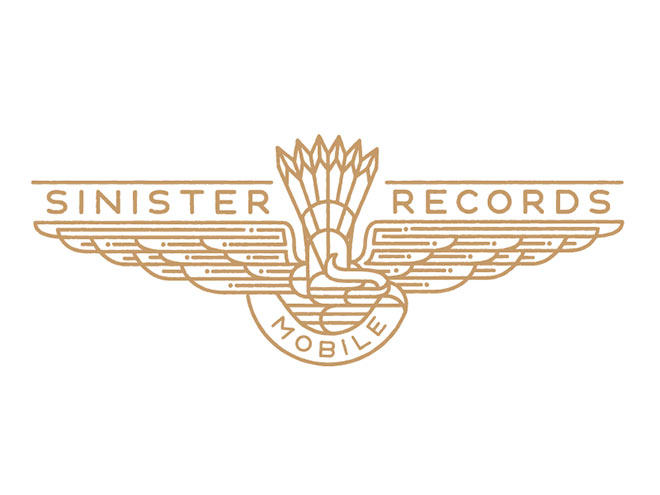 Sinister Records Mobile by Brian Steely