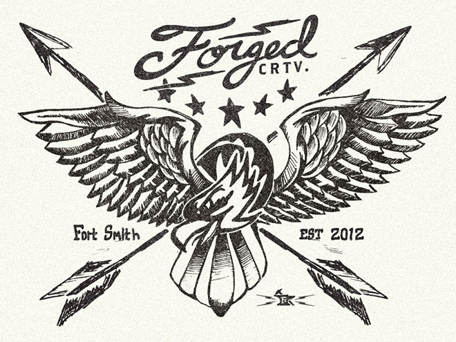 Forged Shirt by Jeremy Teff