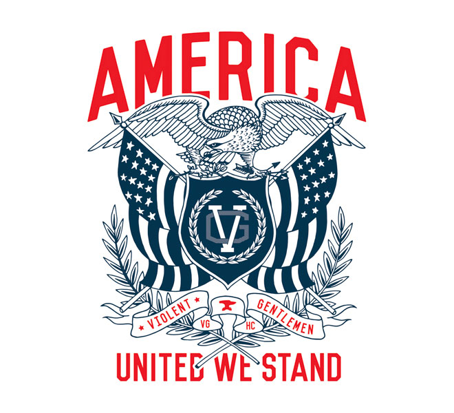 United We Stand by Andy Boice
