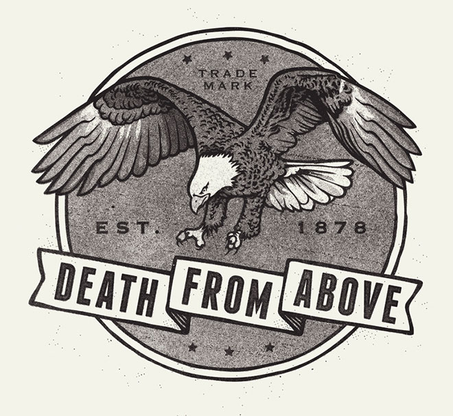 Death From Above by Damian King