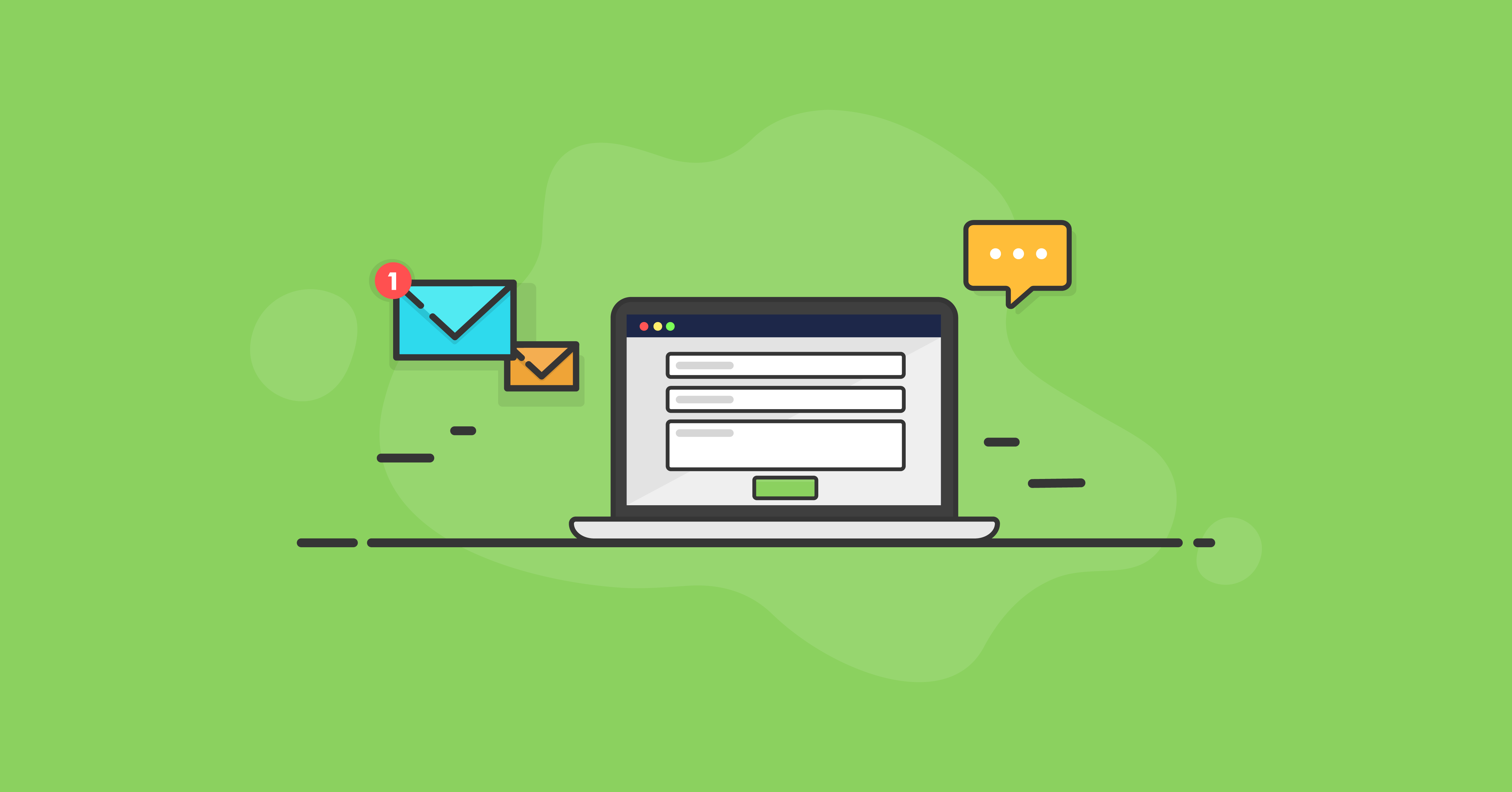 Contact pages best practices